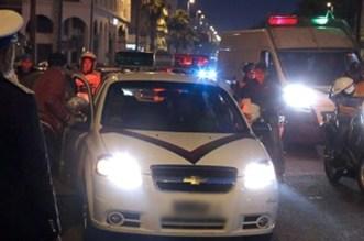 DGSN: nuit mouvementée pour la police à Kelâa des Sraghna