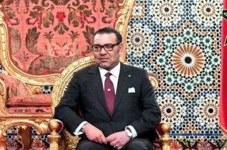 Message du roi Mohammed VI au président de Djibouti