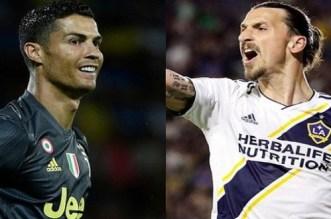 Zlatan Ibrahimovic tacle à nouveau Cristiano Ronaldo