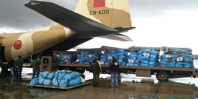 Le bilan s'alourdit à 417 morts au Mozambique — Cyclone Idai