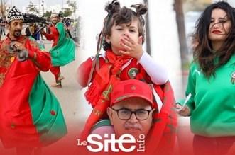 Maroc-Argentine: l'ambiance aux abords du stade (VIDEO)
