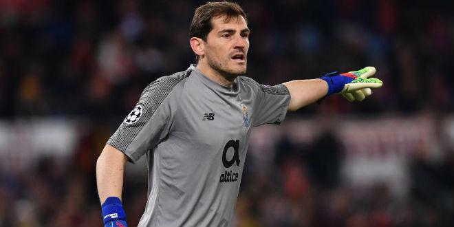 Casillas opéré d'urgence pour un problème au cœur — FC Porto