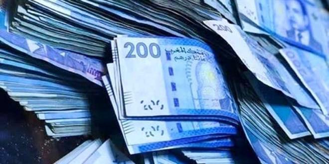 Cours De Change Devises Contre Le Dirham Euro Dollar Livre