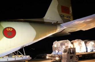 Les avions des FAR sont arrivés en Mozambique