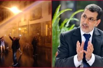 El Othmani interpellé sur les événements de samedi soir