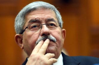 Algérie: l'ex-Premier ministre Ahmed Ouyahia écroué
