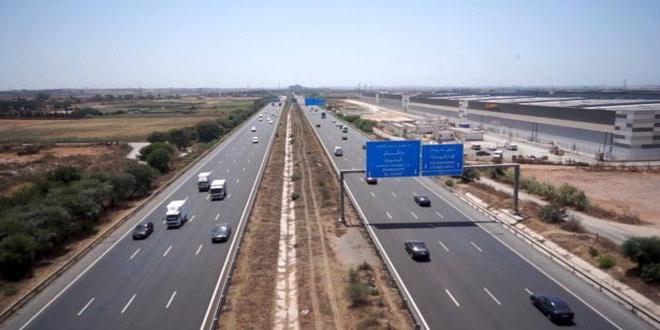 Ce qui s'est passé ce dimanche sur l'autoroute Marrakech-Agadir