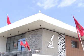 En vidéo: Le labo inauguré par le roi à Hay Riad