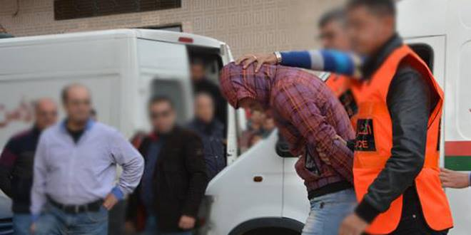 Ce qu'a saisi la police de Tanger ce dimanche matin
