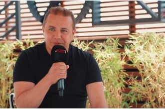 Faudel parle de ses projets et du roi Mohammed VI (VIDEO)