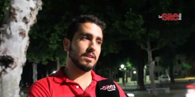 """Que pensent les Marocains des """"mangeurs du Ramadan""""? (micro-trottoir)"""