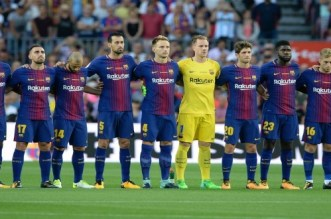 Coup dur pour le Barça avant le choc contre l'Inter Milan