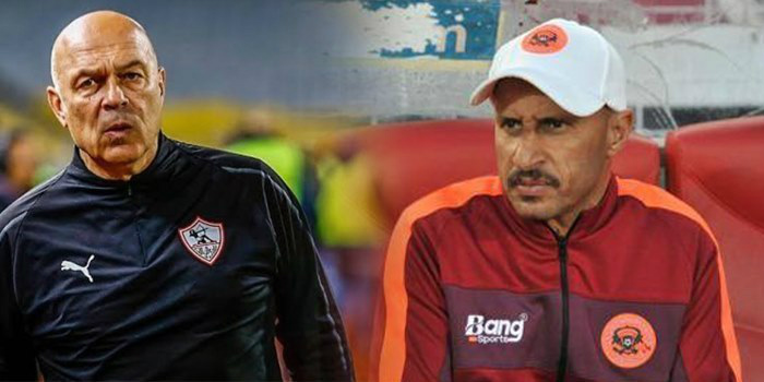 """L'entraîneur du Zamalek ne """"connait pas"""" le Raja (VIDÉO)"""