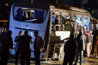 Egypte: plusieurs blessés dans l'explosion d'un bus touristique