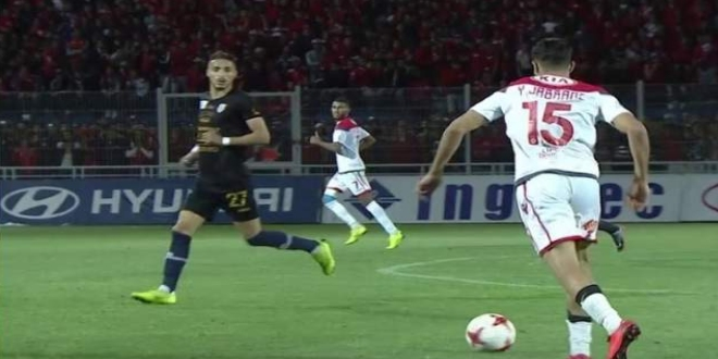 Le Wydad perd des points dans la course au titre (VIDEO)