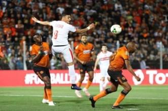 Zamalek-Berkane: heure, chaine…ce qu'il faut savoir (CAF)