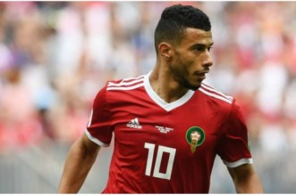 Le message de Younès Belhanda à Hervé Renard (PHOTO)