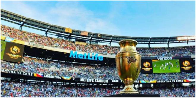 Copa America Calendrier.Copa America Voici Le Calendrier Complet Des Matchs
