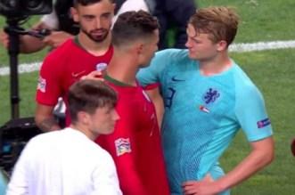 De Ligt pourrait rejoindre Cristiano Ronaldo