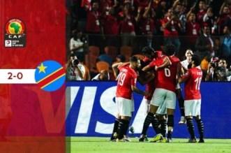 CAN 2019: l'Égypte passe au deuxième tour (VIDEO)