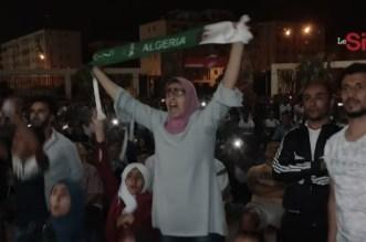 Casablanca: liesse populaire après la victoire des Fennecs (VIDEO)
