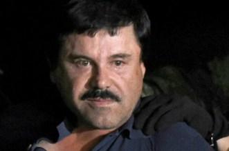 """Le narcotrafiquant mexicain """"El Chapo"""" condamné à perpétuité"""