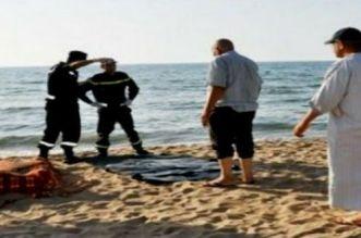 Un corps rejeté par la mer dans la région d'Agadir
