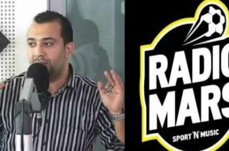 Radio Mars sanctionnée par la HACA après les propos d'Adil El Omari