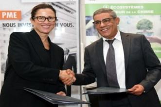La BP accompagne les acteurs de la Chimie et de la Parachimie au Maroc