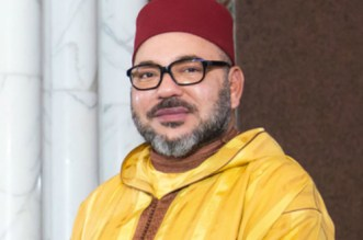 Message du roi Mohammed VI au président ukrainien
