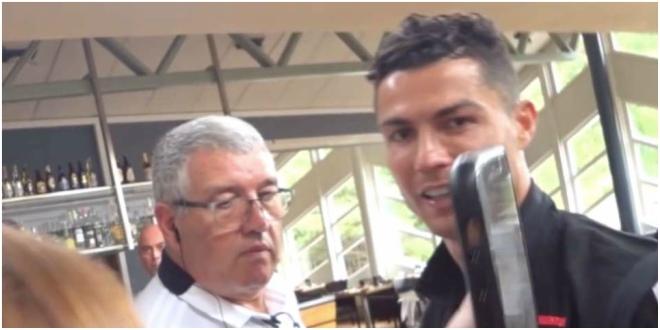 Cristiano Ronaldo s'illustre dans une publicité asiatique particulièrement surprenante et hilarante (vidéo)