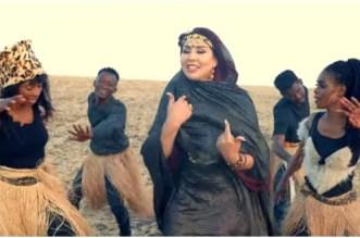 Le nouveau clip de Saida Charaf fait un tabac (VIDEO)