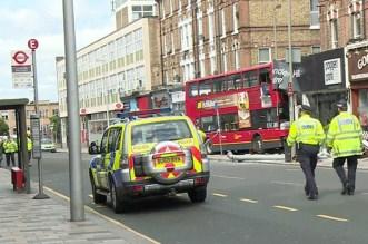 Homme poignardé à Londres: ce que l'on sait
