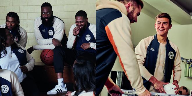 Adidas revisite la traditionnelle veste Letterman avec la nouvelle veste VRCT