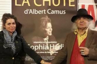 Théâtre: standing ovation pour la Marocaine Sophia Hadi à Bruxelles