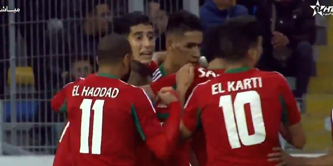 CHAN-2020 : Derniers réglages des Lions avant Algérie - Maroc