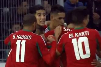 Elim. CHAN 2020: l'Algérie et le Maroc se quittent bons amis (VIDEO)