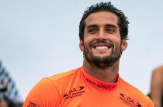 Surf: le Marocain Ramzi Boukhiam qualifié aux JO de Tokyo 2020