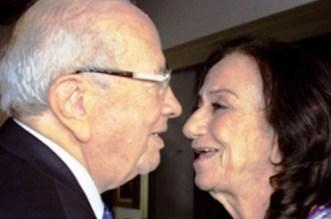 Tunisie: la veuve de Béji Caïd Essebsi est morte