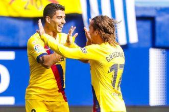 Le Barça passe en tête de la Liga (classement)