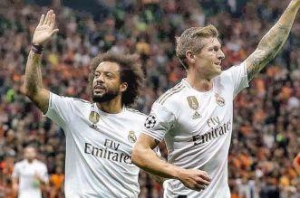 Galatasaray-Real, Brugge-PSG…tous les buts en vidéo (Champions League)