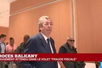 """France: Patrick Balkany et son épouse condamnés pour """"blanchiment aggravé"""""""