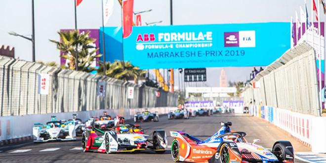 Calendrier Formule E 2020.Formule E Marrakech Prend La Place De Hong Kong
