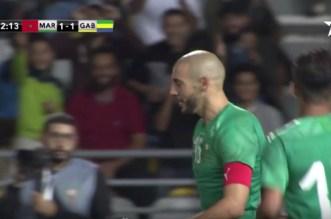 Maroc-Gabon: égalité 1-1 à la mi-temps (VIDEOS)