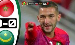 Elim. CAN 2021: faux départ pour les Lions de l'Atlas (Maroc-Mauritanie)