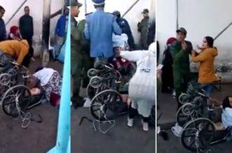Bab Sebta: pourquoi une jeune fille a-t-elle giflé un douanier?
