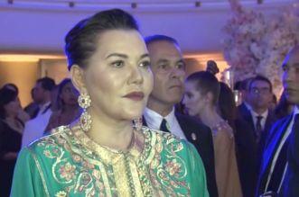 La princesse Lalla Hasnaa a présidé une cérémonie à Casablanca