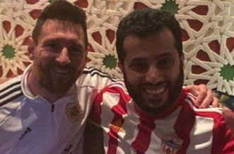 Turki Al Sheikh a reçu Lionel Messi chez lui (VIDEO)