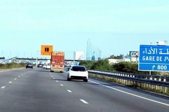 Un véritable drame a failli se produire sur l'autoroute Mohammédia-Casa