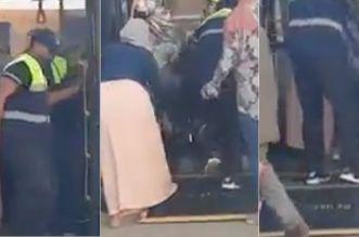 Bus de Rabat: cette vidéo a suscité l'admiration des internautes